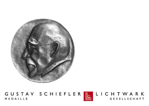 Gustav Schiefler Medaille – Lichtwark Gesellschaft