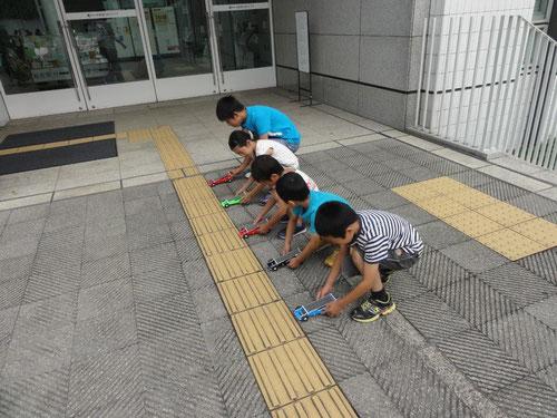 自由研究に 親子で手づくり発電教室