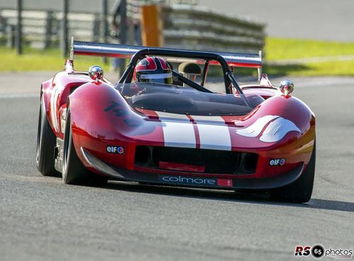 McLaren M1C Can-Am - Walter Hoffmann - Histo Cup - Bosch Race - Salzburgring 2021