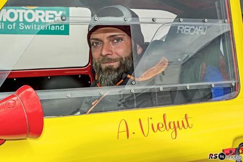 Andreas Vielgut - NSU TT - Kampf der Zwerge