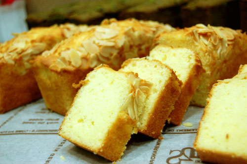 arbre バニラパウンドケーキ