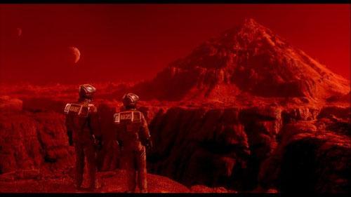 Mars Story 2018