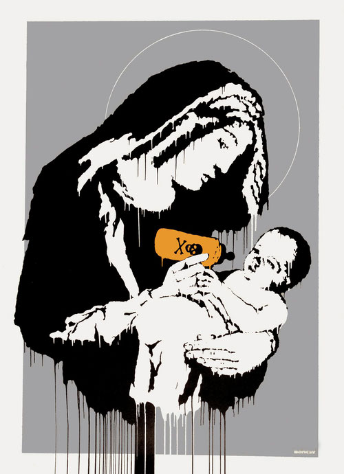 Banksy Toxic Mary