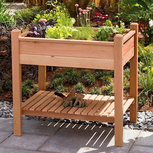 клумба прямоугольная,клумба деревянная,клумба садовая,кашпо деревянное садовое