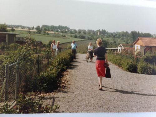 Gartenanlage Kleingärtnerverein Brühl e.V. 1984