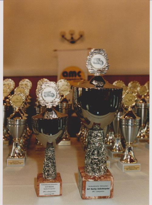 Gert Raschig - Gedächtnis-Pokale