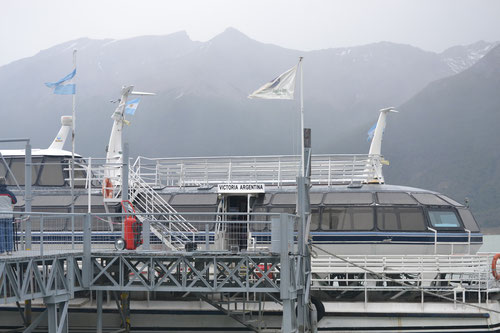 Embarcacion Hielo&Aventura