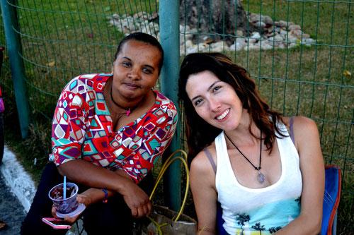 Nicole y yo