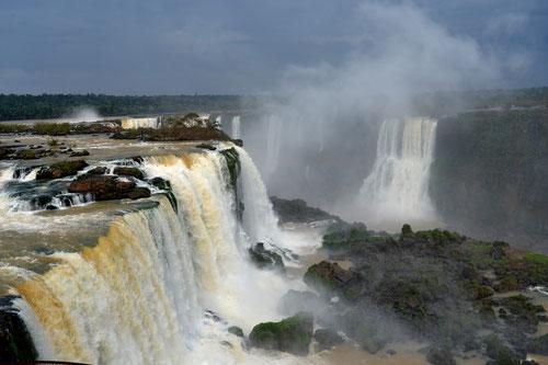 Crataratas de Iguaçu