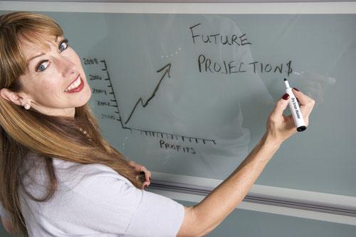 Profesora de Proyecta tu proyecto
