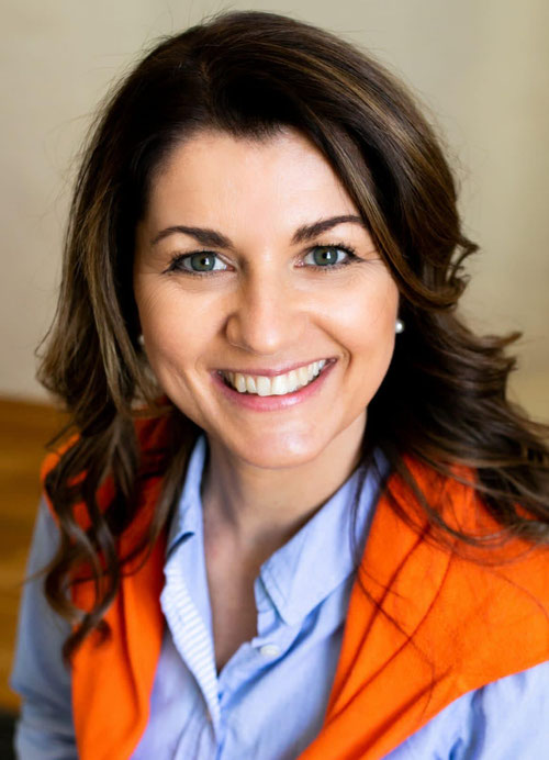 Andrea Hartinger (früher Kasten) - NLC Master Coach, wingwave Lehrtrainerin, Akademie-Leitung