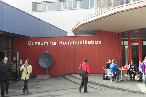Grundkurs Museumspraxis im Museum für Kommunikation Bern