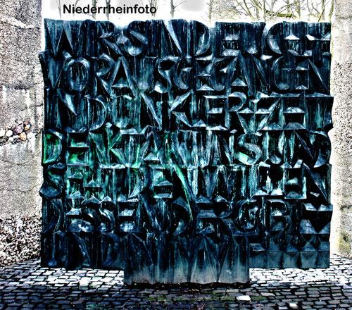 Tor der Toten in Rheinberg