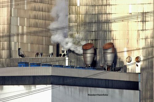 Dampfaustritt