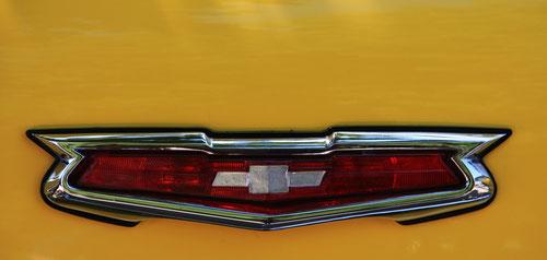 Chevrolet Heck