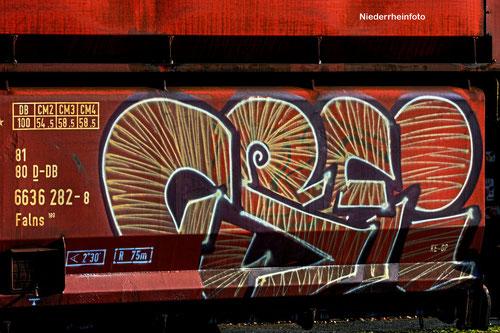 Waggongraffiti 3