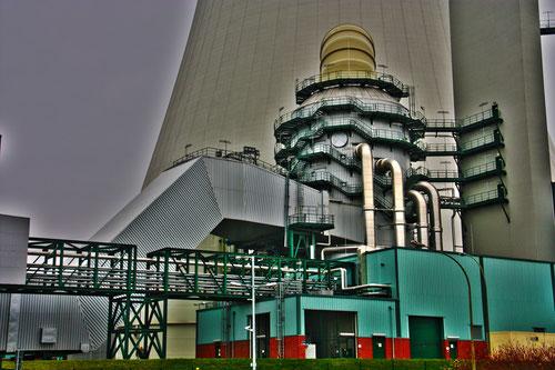 Kraftwerk Evonik Walsum