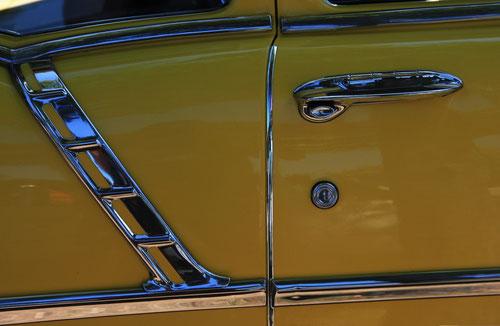 Chevrolet Zierleisten