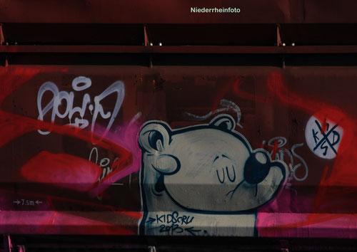 Waggongraffiti