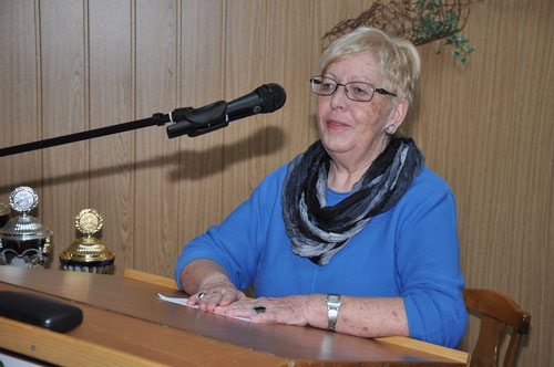 Stellv. Landrätin des Landkreises Cuxhaven, Frau Anette Faße. Foto: J. Bauer