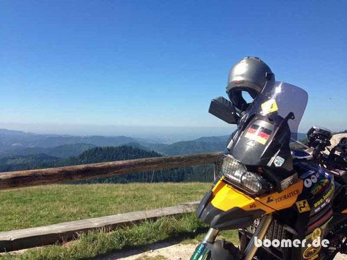 unterwegs im schönen Schwarzwald