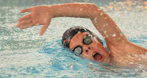Weiterhin Aushängeschild beim TSV. Lois Debruyne und die Schwimmabteilung des TSV Lindau heimsen auch 2017 viele Medaillen ein.