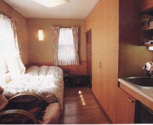バリアフリー寝室札幌市手稲区