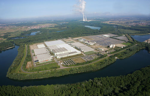 A birdview of China Adsorbent Plant