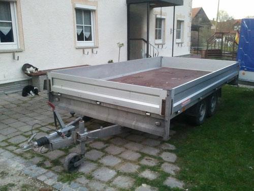 Pongratz Hochlader 2500 kg