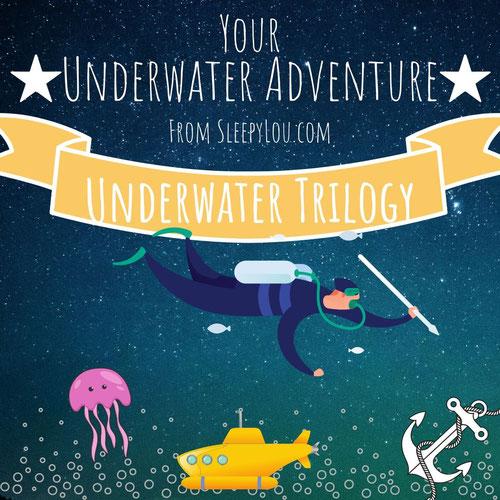 Underwater Adventure Trilogy Image
