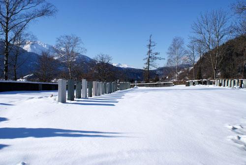 Friedhof Tamins