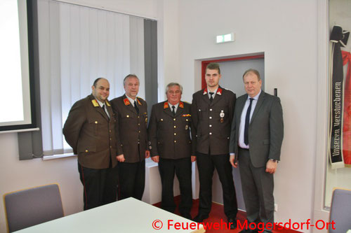 © Freiwillige Feuerwehr Mogersdorf-Ort