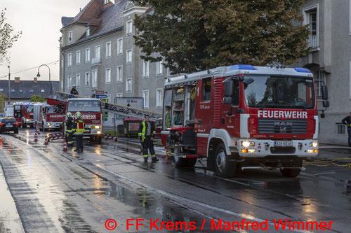 © Freiwillige Feuerwehr Krems/Manfred Wimmer
