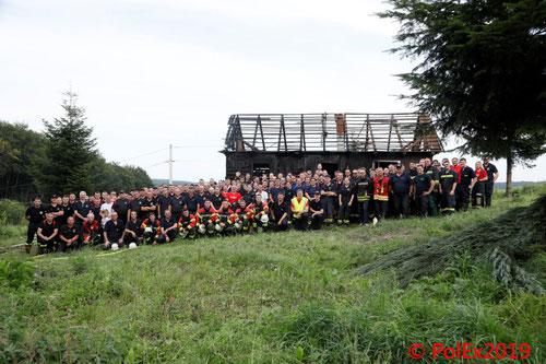 Feuerwehr, Blaulicht, FF Krems, Polex 2019