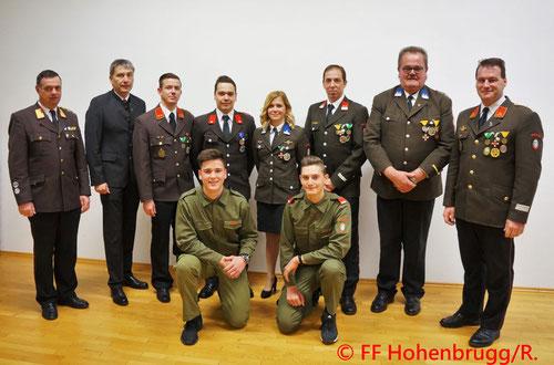 © Freiwillige Feuerwehr Hohenbrugg an der Raab