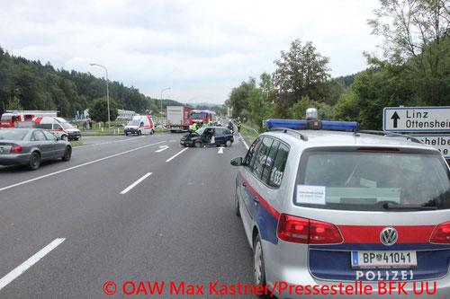 © OAW Max Kastner/Pressestelle Bezirksfeuerwehrkommando Urfahr-Umgebung