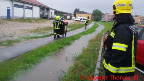 © Freiwillige Feuerwehr Puchheim/BI Kapeller Thomas