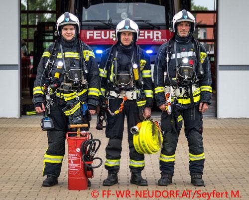 © Freiwillige Feuerwehr Wiener Neudorf/Seyfert M.