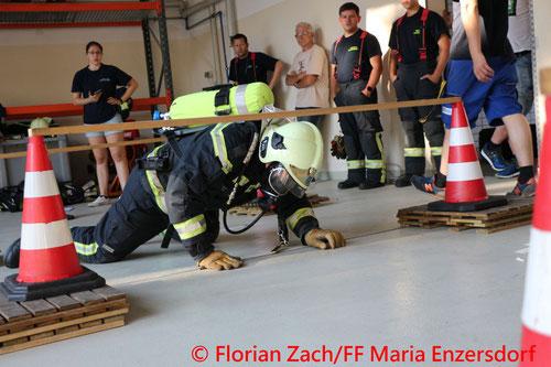 © Florian Zach/Freiwillige Feuerwehr Maria Enzersdorf