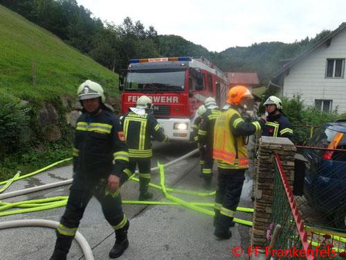 © Freiwillige Feuerwehr Frankenfels