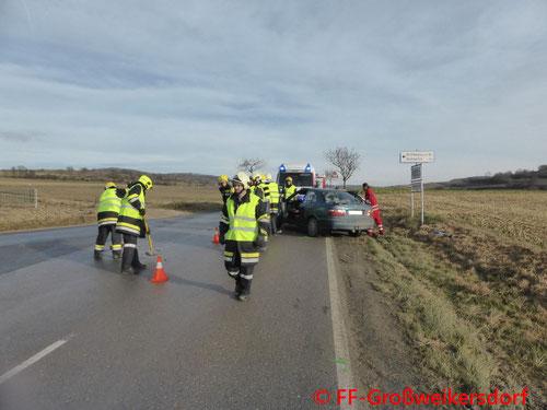 © Freiwillige Feuerwehr Großweikersdorf