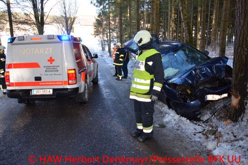 © HAW Herbert Denkmayr/Pressestelle Bezirksfeuerwehrkommando Urfahr Umgebung