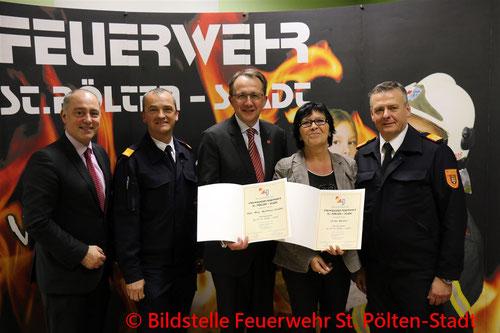 © Bildstelle Feuerwehr St. Pölten-Stadt