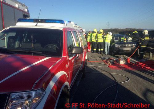 © Freiwillige Feuerwehr St. Pölten-Stadt/Schreiber