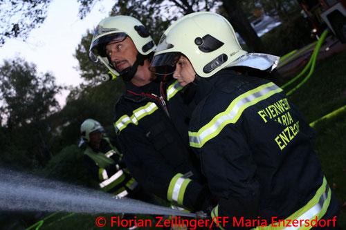 © Florian Zeilinger/Freiwillige Feuerwehr Maria Enzersdorf
