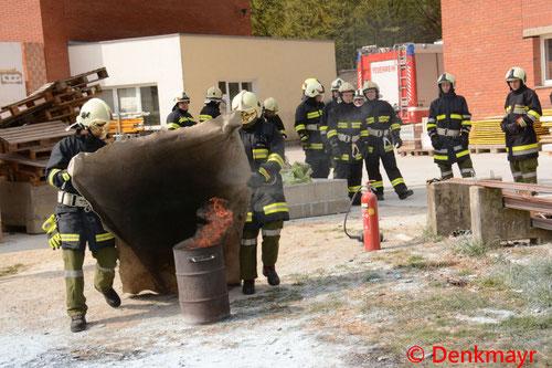 Feuerwehr, Blaulicht, Ausbildung, 55 neue Feuerwehrleute ausgebildet, BFKDO Urfahr-Umgebung