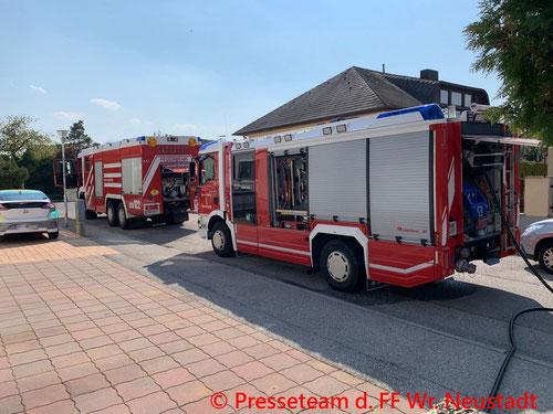 © Presseteam der Freiwilligen Feuerwehr Wiener Neustadt