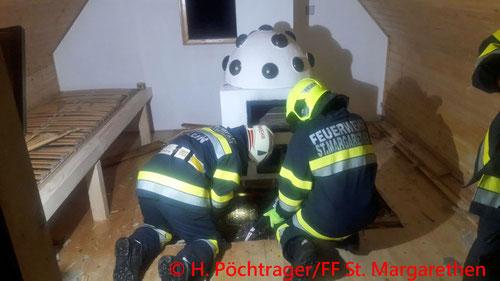 © H. Pöchtrager/FF St. Margarethen