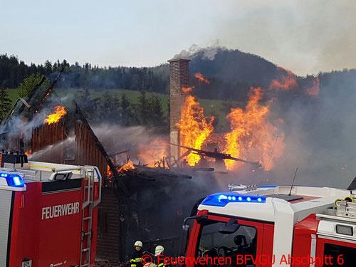 St Abschlussbericht Brand In St Pankrazen Gschnaidt Www