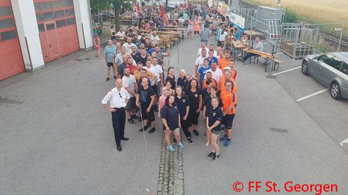 © Freiwillige Feuerwehr St. Georgen am Steinfelde
